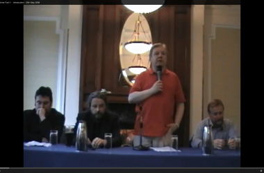Speeches from Dublin Meeting