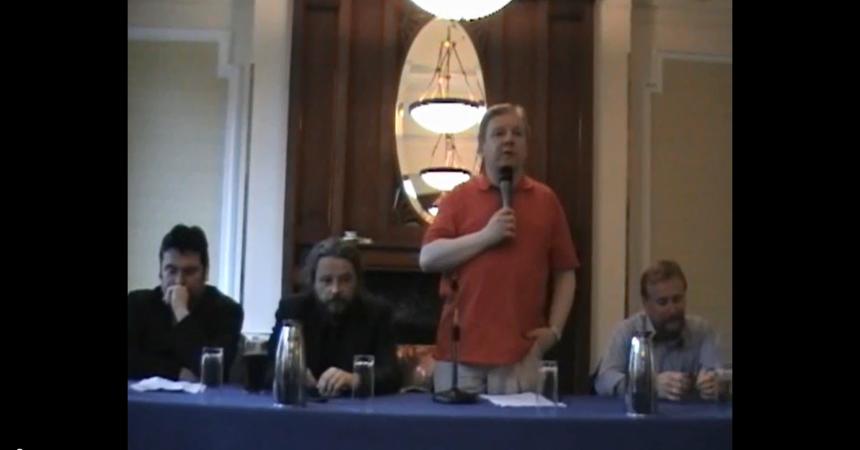 Speeches from Dublin Meeting