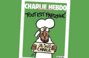 Irish Media publishing Charlie Hebdo cover