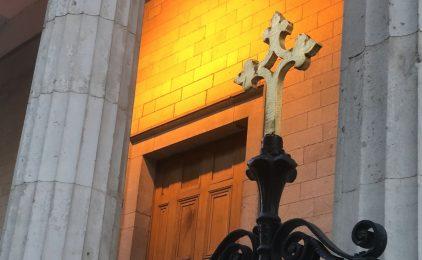 Archbishop wants 'blasphemous' item removed